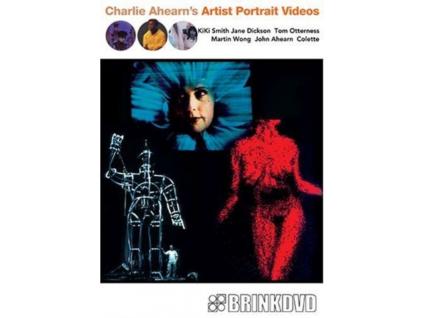 CHARLIE AHEARN - Artist Portrait Videos (DVD)