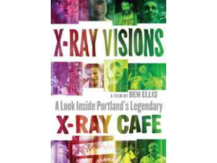 Xray Visions X Ray Cafe (DVD)