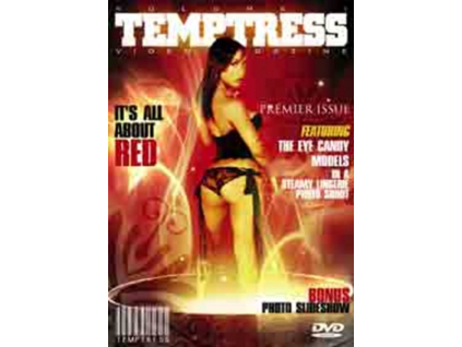 Temptress Video Magazine  Vol 1 (DVD)