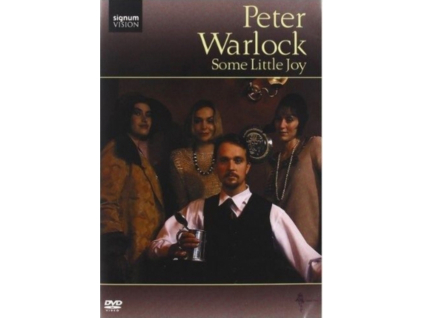 Peter Warlock  Some Little Joy (DVD)