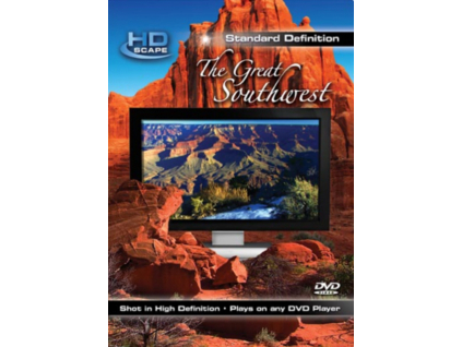 Hd Scape  The Great Southwest (DVD)
