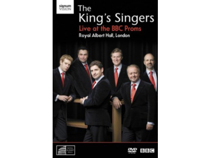 KINGS SINGERS - Live At The Bbc Proms (DVD)
