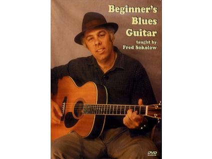 FRED SOKOLOW - Beginners Blues Guitar (DVD)