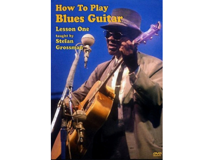 VARIOUS ARTISTS - How To Play Blues Guitar Lesson 1 (DVD)