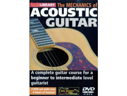 VARIOUS ARTISTS - The Mechanics Of Acoustic Guitar (DVD)