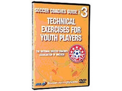 Technical Exercises For Youth Players (DVD)