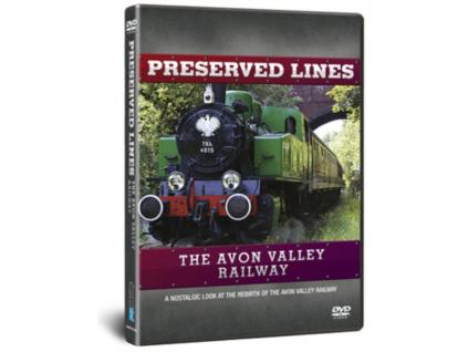 Preserved Lines  Avon Valley Railway (DVD)