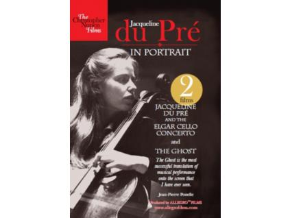 VARIOUS ARTISTS - Jacqueline Du Pre Portrait (DVD)