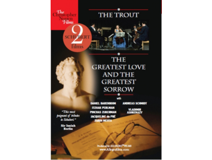 VARIOUS ARTISTS - Schuberttrout Greatest Love (DVD)