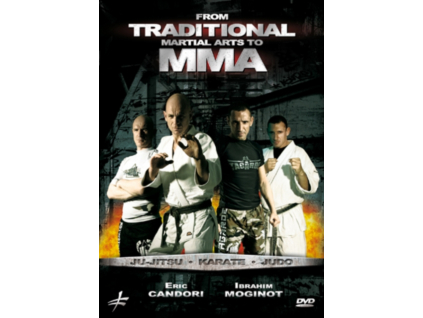 From Traditional Martial Arts To Mma (DVD)