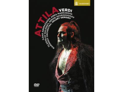 MARIINSKY OR  GERGIEV - Verdi  Atilla (DVD)