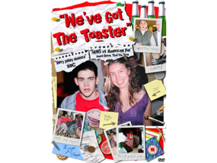Weve Got The Toaster (DVD)