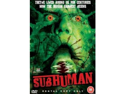 Subhuman Rental (DVD)