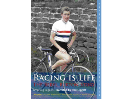 Racing Is Life The Beryl Burton Story (DVD)