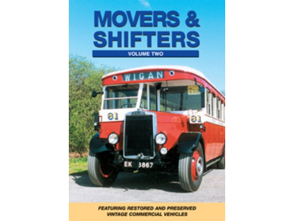 Movers Shifters 2 (DVD)
