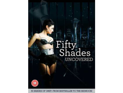 Fifty Shades Uncovered (DVD)