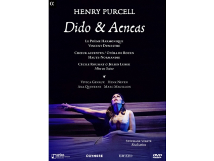 PURCELL - Dido  Aeneas (DVD)