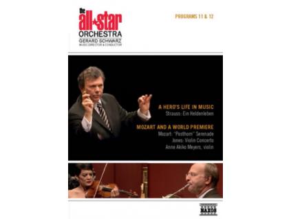 ALLSTAR OR  SCHWARZ - Heldenleben  Serenade (DVD)