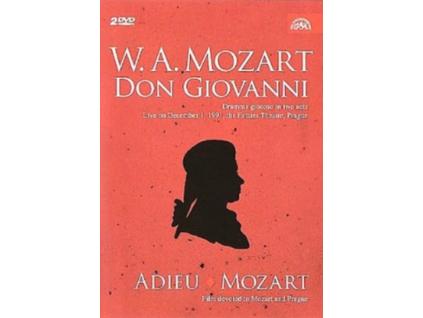CHARLES MACKERRAS  PRAGUE - Mozart  Don Giovanni (DVD)