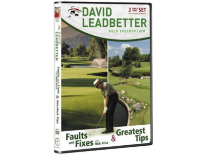 David Leadbetter  Faults Fixes  Greatest Tips (DVD)