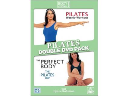 Lynne Robinson  Pilates Weekly  Perfect (DVD)