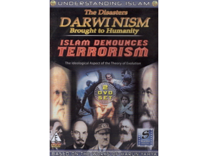 Disasters Darwinism Bought To Humanity (DVD)