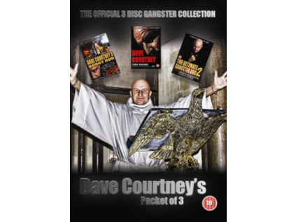 Dave Courtneys Packet Of Three (DVD)