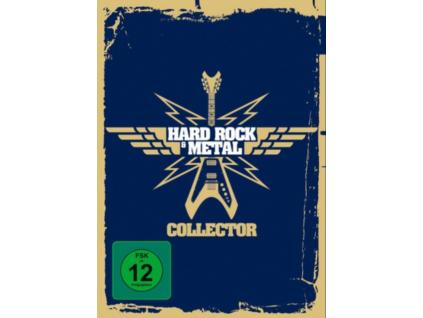VARIOUS ARTISTS - Hard Rock  Metal Collector (DVD)