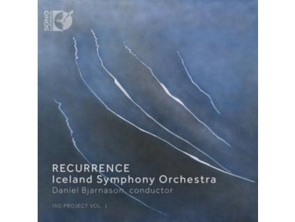 ICELAND SO / BJARNASON - Recurrence (Blu-ray)