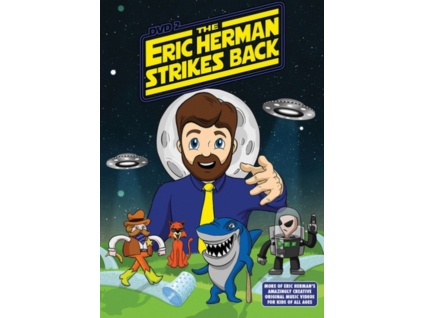 ERIC HERMAN - The Eric Herman Strikes Back (DVD)