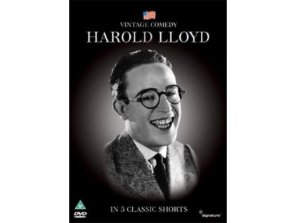 Harold Lloyd - In 5 Classic Shorts (DVD)