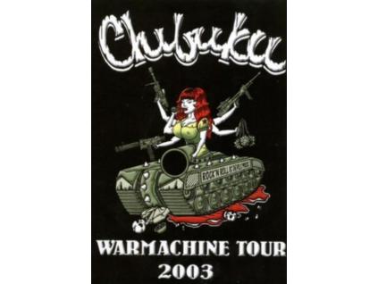 CHIBUKU - Warmachine Tour 2003 (DVD)