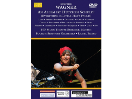 Wagner / An Allem Ist (DVD)