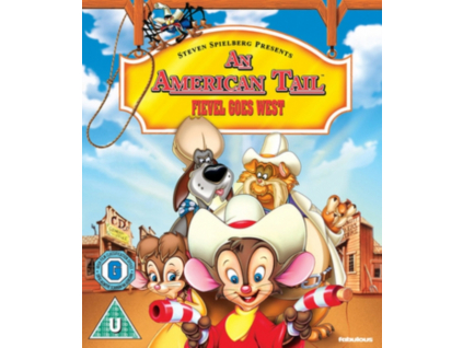 An American Tail - Fievel Goes West (Blu-ray)