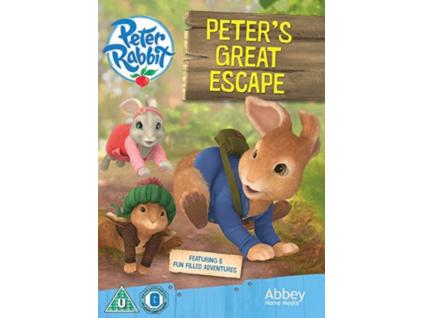 Peter Rabbit: PeterS Great Escape (DVD)
