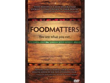 JAMES COLQUHOUN - Food Matters (DVD)