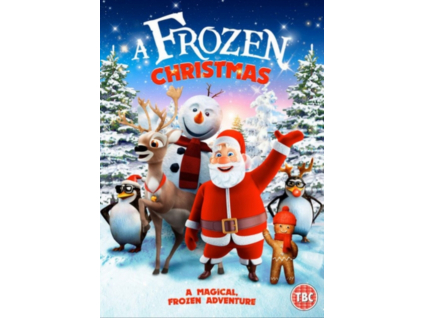 Frozen Christmas (DVD)
