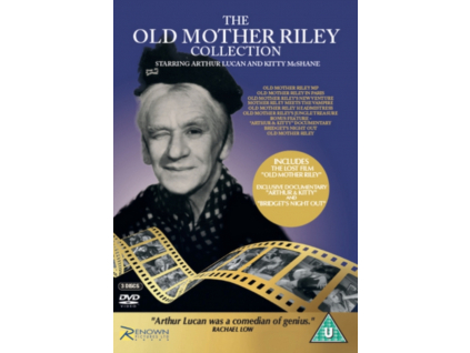 Old Mother Riley Collection (DVD)