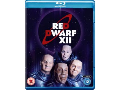 Red Dwarf - Series Xii (Blu-ray)