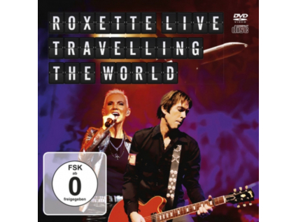 ROXETTE - Live Travelling The World (DVD)
