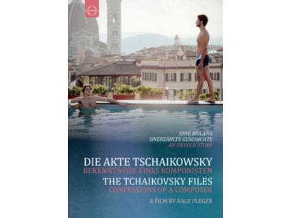 VARIOUS ARTISTS - The Tchaikovsky Files (DVD)
