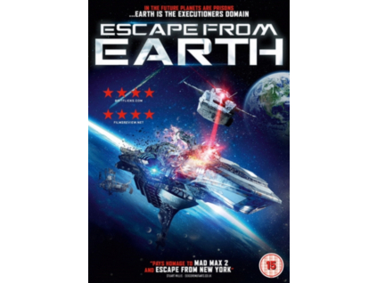 Escape From Earth (DVD)