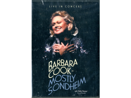 BARBARA COOK - Mostly Sondheim (DVD)