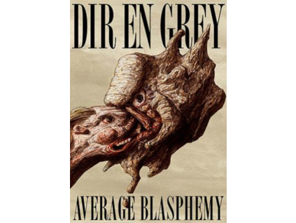 DIR EN GREY - Average Blasphemy (DVD)