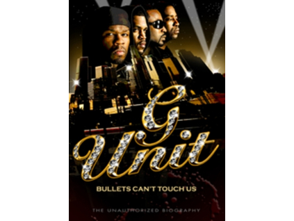 G-UNIT - Bullets Cant Touch Us (DVD)