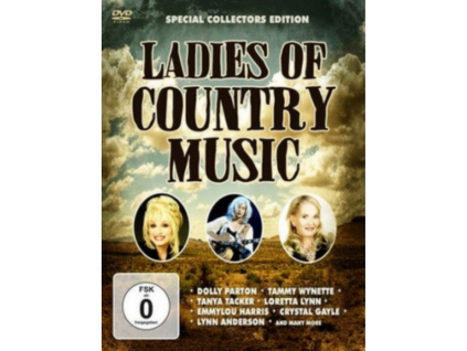 VARIOUS ARTISTS - Ladies Of Country Music (DVD)