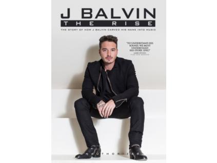 J BALVIN - The Rise (DVD)