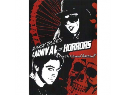 ROXSY TYLERS CARNIVAL OF HORRORS - A Leech Named Bassant (DVD)