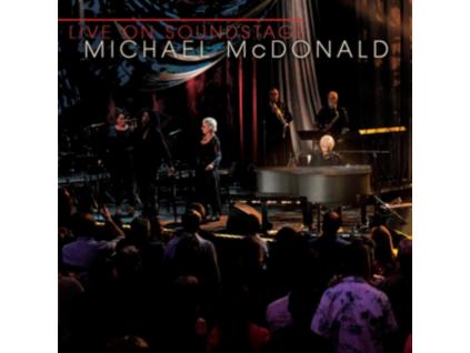 MICHAEL MCDONALD - Live On Soundstage (Blu-ray)