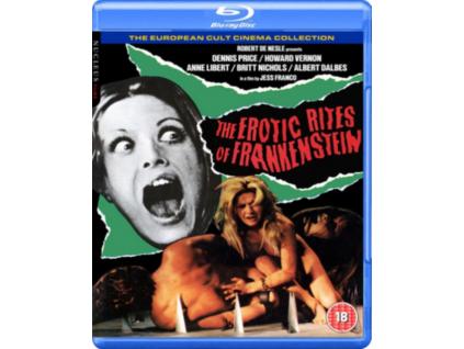 The Erotic Rites of Frankenstein (Blu-ray)